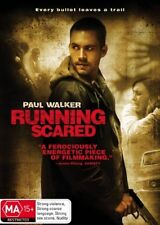 RUNNING SCARED = PAUL WALKER = PAL 4 = SEALED