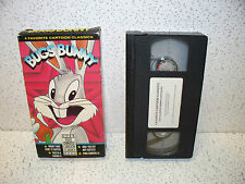 Bugs Bunny Cartoon Classics Vhs Video Tape Out of Print