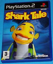 Shark Tale - Sony Playstation 2 PS2 - PAL
