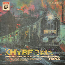 Sohail Rana Khyber Mail OST LP Pakistan Indian PSYCH JAZZ FUNK KILLER S/S LISTEN