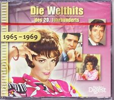 Die Welthits - 1965 - 1969  Reader's Digest  3 CD Box