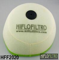 KAWASAKI KX125, KX250 J1 J2 92-93 HiFlo Air Filter HFF2020