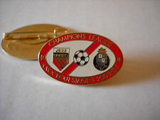 a2 PORTO - MANCH UTD cup uefa champions league 2004 spilla football pins