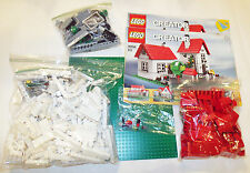 Lego Creator House (#4956) 2007 100% Complete With Instructions