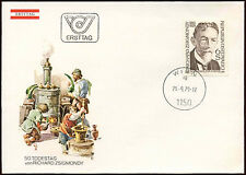 Austria 1979 Dr Richard Zsigmondy FDC First Day Cover #C26016