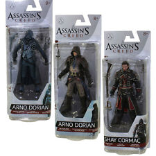 McFarlane Toys Action Figures - Assassin's Creed Series 4 - SET OF 3  (Shay ++)