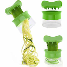 Spiral Slicer Cutter Vegetable Fruit Julienne Spiralizer Twister Peeler Veg Tool