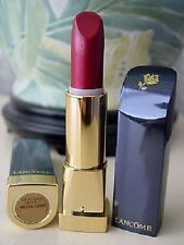Lancome Le Rouge Absolu Lipstick in~PASSION FLOWER~New in Box