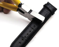 Hole Punch Pliers for Leather Watch Bands Watchmaker Watchmakers Repair Tool