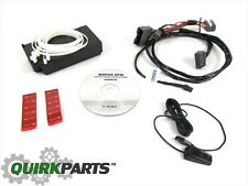Jeep Dodge Chrysler UConnect Phone Hands Free Wireless Kit MOPAR GENUINE OEM NEW