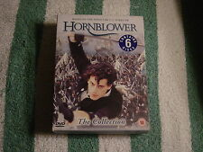 Hornblower - The Collection (DVD) Contains 6 Discs, Region 2, in English