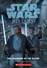 The Changing of the Guard (Star Wars: Jedi Quest)-ExLibrary