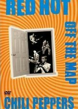 """RED HOT CHILLI PEPPERS """"OFF THE MAP"""" DVD NEUWARE"""