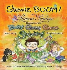 Stewie BOOM! and the Case of the Eweey, Gooey, Gross and Very Stinky...