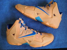 Nike Air Zoom LeBron XI sz 11 Creamsicle Syracuse DS NEW NWB NIB XII 12 Elite ID