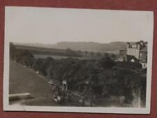 Eastbourne. 'St Cyprian's School' 'view from my window' vintage photograph q1460