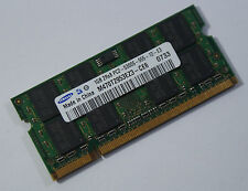 1GB Notebookspeicher Samsung M470T2953EZ3-CE6 PC2-5300 667MHz TOP! (N3)