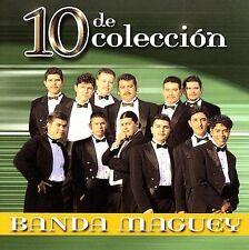 10 de Collecion by Banda Maguey (CD, Mar-2006, Sony BMG)