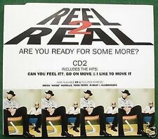Reel 2 Real Are You Ready for Some More Part 2 Abs Exc Condition CD Single