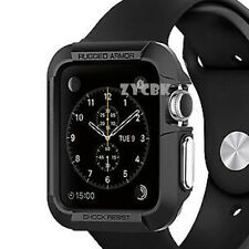Hot Sale For Apple Watch Protective Case Cover iWatch Protector Black 42mm
