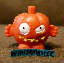 The Trash Pack Trashies Series 3 GUNK PUMPKIN Red Exclusive Color Mint OOP