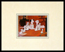 Disney One Hundred and One Dalmatians Ol' Thunderbold Poster Kunstdruck & Rahmen