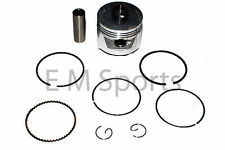 Piston Kit w Rings For Honda XL70 XR70 CRF70 Dirt Pit Bikes C70 Mini Trail 70cc