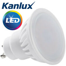 Kanlux 9W 900 Lumen GU10 LED Light Bulb Downlight Lamp 6000K Daylight White