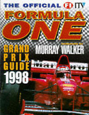 Official ITV Formula One Fan's Guide 1998, Jones, Bruce