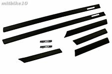 92-98 BMW E36 M3 3-SERIES COUPE 2D 2 DOOR BODY SIDE MOLDING MOULDING TRIM