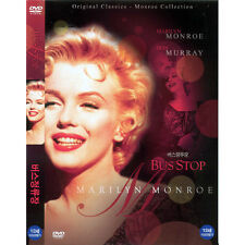 Bus Stop,1956 (DVD,All,New) Marilyn Monroe