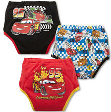 3PCS Baby Boys Girls Cotton Cartiib Toddler Potty Training Pant Underwear 2-3Y