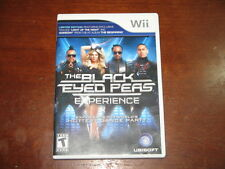 The Black Eyed Peas Experience (Nintendo Wii) - Complete & Mint!