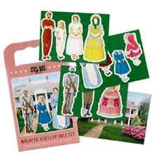 CONFEDERATE MAGNETIC DRESS UP DOLL SET REFRIGERATOR MAGNET NEW