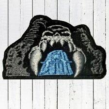Castle Grayskull Embroidered Patch He-man Skeletor MOTU Cringer Masters Universe