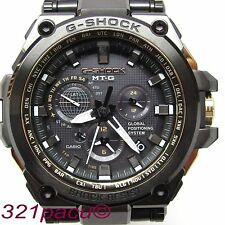 Casio GShock MTG-G1000GB-1A GPS Hybrid Wave Ceptor Solar Atomic Men's Watch