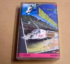 Commodore 16 / Plus4 C16 Spiel - Liberator - Datasette - Kassette