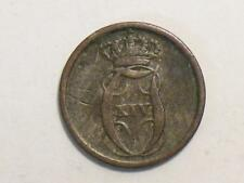 1842 NORWAY 2 SKILLING - CARL XIV - FOREIGN WORLD COIN