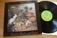 PROCOL HARUM Exotic Birds and Fruit LP Chrysalis 6307 531 (CHR 1058)