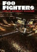 "Foo Fighters ""Live From Wembley"" DVD NUOVO"