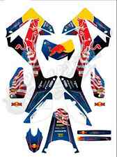 Honda CRF250L & CRF250M Decals Sticker Graphics, Formula Redbull