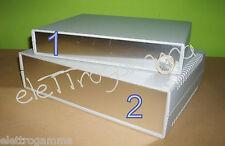 contenitore mobile ABS antiurto x elettronica 225 x 165 x 40 rif 1