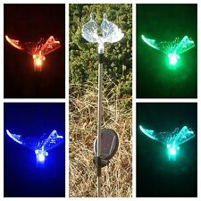 Butterfly Solar Light SET OF TWO
