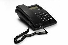 Beetel M51 Corded Landline Phone (Black) + BILL