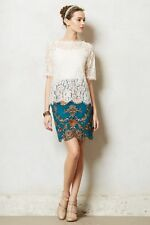 Nwt Anthropologie Rosette Skirt By Yoana Baraschi Sz 2