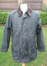BARBOUR A150 Beaufort Vintage WAX 38 Jacket Green