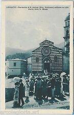 60327  - CARTOLINA d'Epoca - LA SPEZIA provincia -  LEVANTO: Bella!