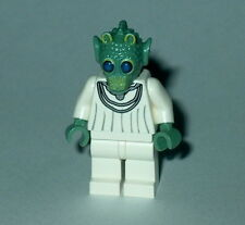 STAR WARS Lego Rodian Female  -- WALD'S MOTHER -- NEW Custom-Greedo,Wald #43B