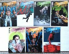Lot Of 7 Thief Of Thieves High Grade Comics, #5 6 7 8 9 10 11, NM- To Mint!
