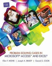 Problem-Solving Cases in Microsoft® Access™ and Excel® by Gerard S. Cook,...